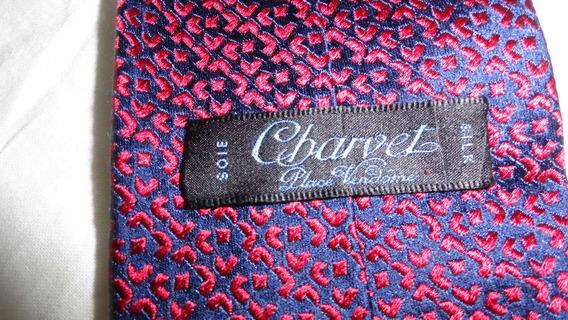 Vuittn Corbata Charvet Paris Seminueva Original Herms Fndi ¡