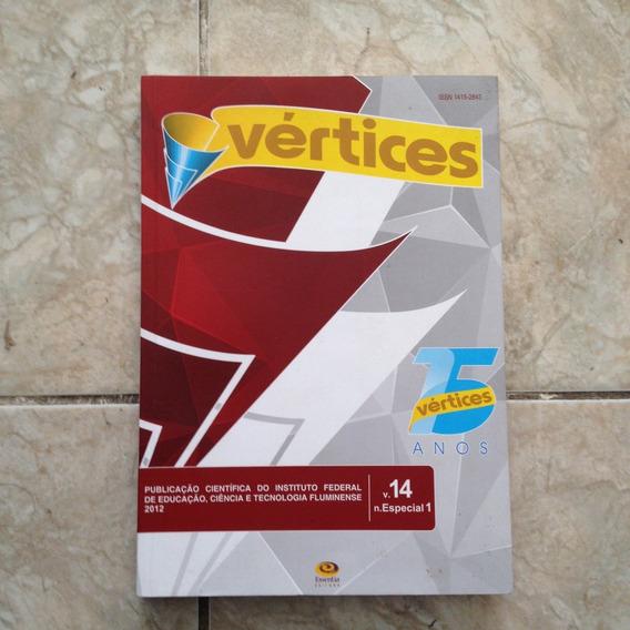 Livro Vértices V14 N Especial 1 Ciência Tecnologia Educação