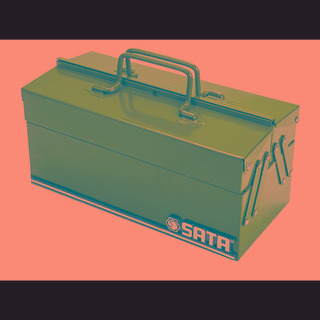 Caja Metalica Hers Tipo Acordeon 14