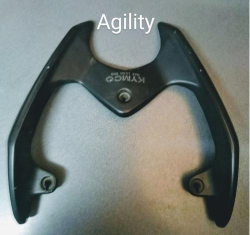 Parrilla Agility