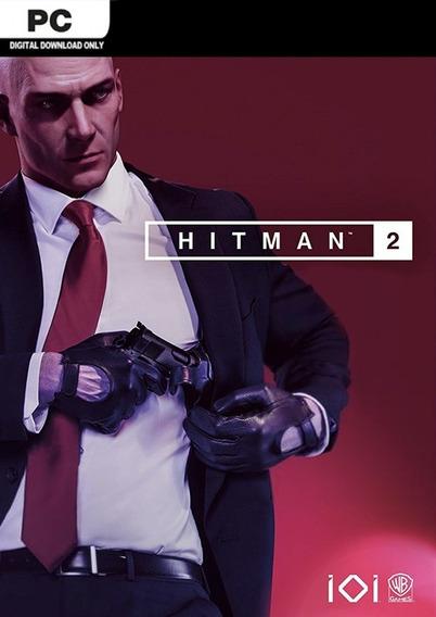 Hitman 2 - Pc - Envio Imediato!!!