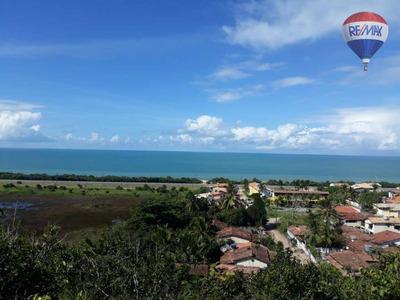 Terreno Vista Mar Residencial À Venda. - Te0331