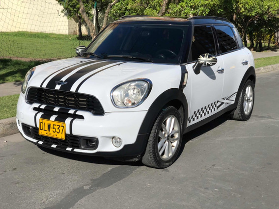 Mini Cooper S Countryman 1600 Turb