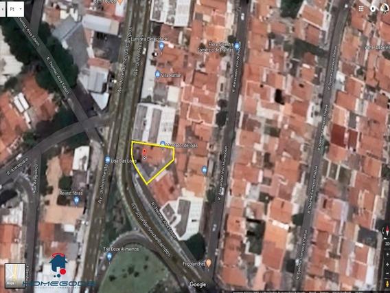 Excelente Imóvel Para Investidores, Localizado Na Avenida Mais Movimentada De Campinas (norte E Sul). Contem Um Terreno Com 480 Metros Quadrados E 398 Metros De Área Construída. Fo - Ca00233 - 323307