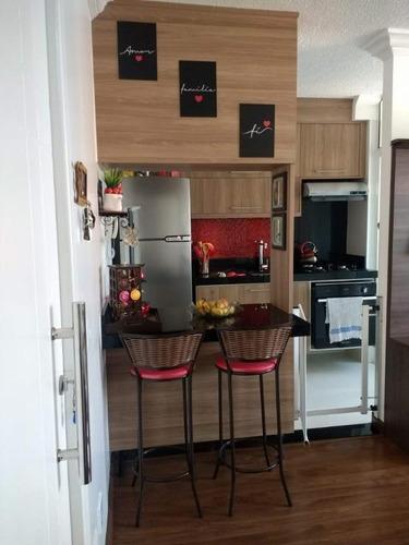 Apartamento À Venda, 47 M² Por R$ 234.000,00 - Parque São Lourenço - São Paulo/sp - Ap5391