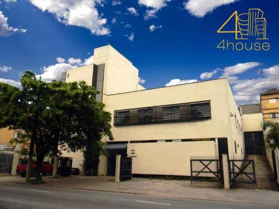 Mooca / Vila Oratório - Prédio Comercial Terreno 3.200m² Ac 2.763m² 04 Vagas Na Av. Salim Farah Maluf Para Venda Ou Locação. - Pr0034