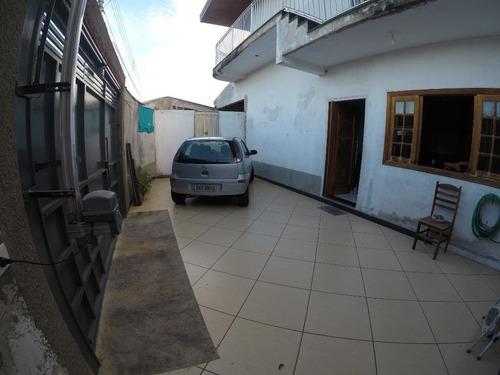 Casa Para Alugar, 166 M² Por R$ 1.500,00/mês - Parque Nova Carioba - Americana/sp - Ca0965