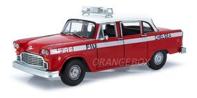 Checker A11 1981 Chelsea Fire Department Sunstar 1:18 2508