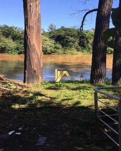 Imagem 1 de 30 de Chácara À Venda Em Parque Rural Fazenda Santa Cândida - Ch000257