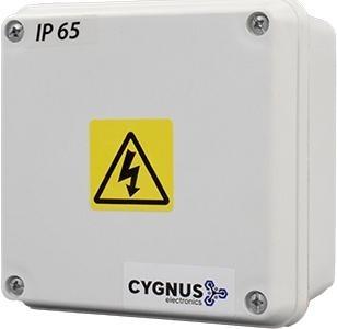 Caja Estanco Plástica Cygnus (cy-box115)