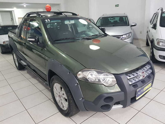 Fiat Strada Advent.(c.est) 1.8 8v (flex) 2p 2011
