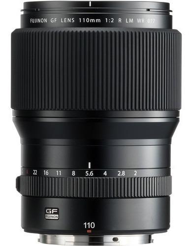 Fujifilm Gf 110mm F/2 R Lm Wr Lente 110
