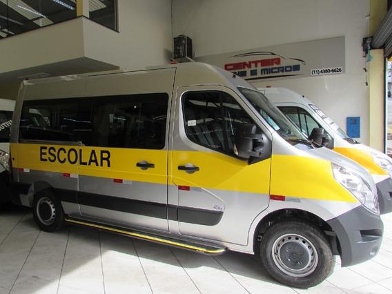 Renault Master Escolar 0km Van Escolar