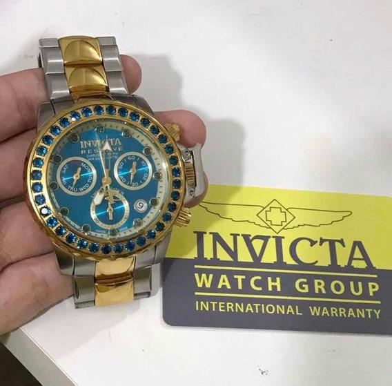 Relógio Invicta Original! Modelo Subaqua 14491. Unisex