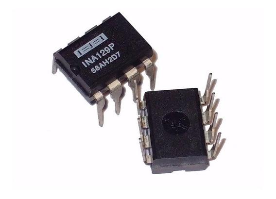 Ina106 - Ina125 Amplif De Instrumentación