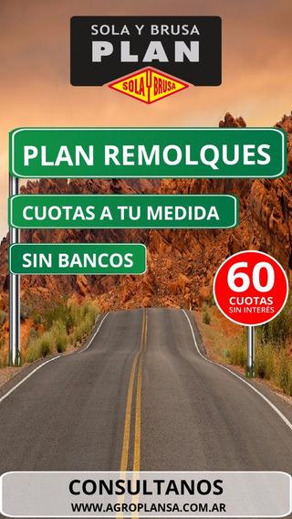 Plan Remolque Sola Y Brusa