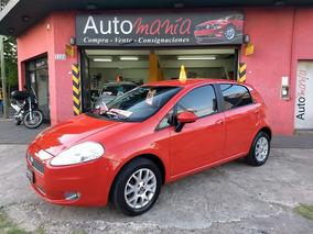 Fiat Punto 1.4 Elx 2010 Full Unico !!! Tomo Auto Fcio X Bco