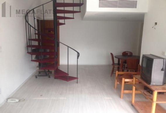 01615 - Flat 2 Dorms, Bela Vista - São Paulo/sp - 1615
