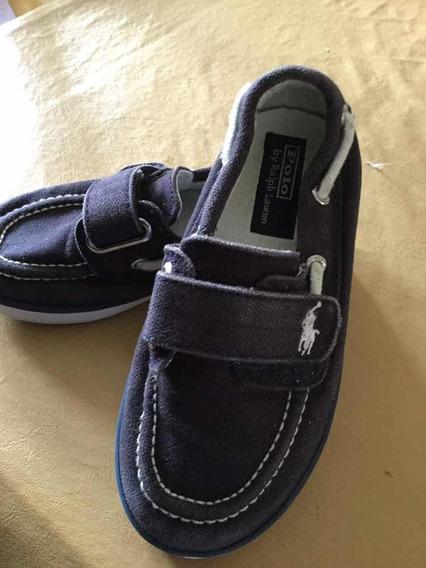Zapatos Importados Polo Niños