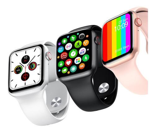 Imagen 1 de 9 de Smartwatch Reloj Inteligente W26 Llamadas Android Ios X-time
