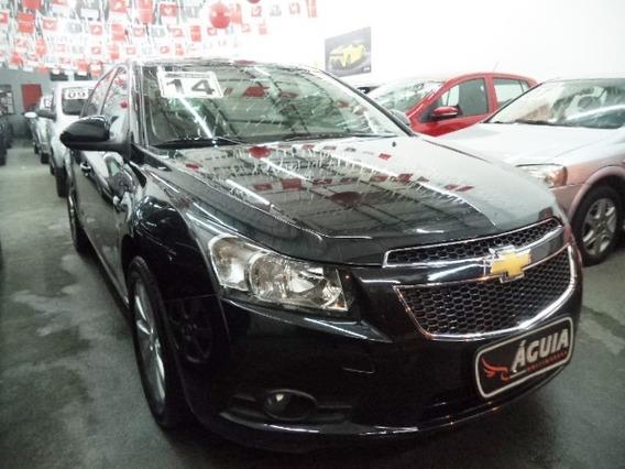 Chevrolet Cruze Ltz 1.8 16v Ecotec Flex Aut. 2014 Completo!