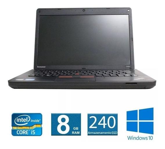 Notebook E430 I5 8gb 240ssd