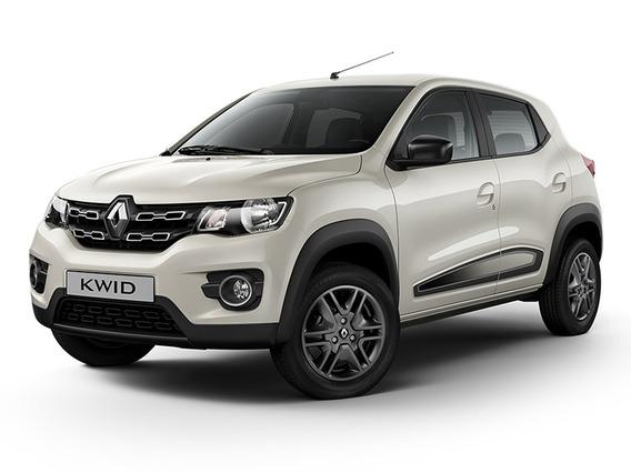 Renault Kwid Iconic 2019 0km Marfil Contado Financiado Auto