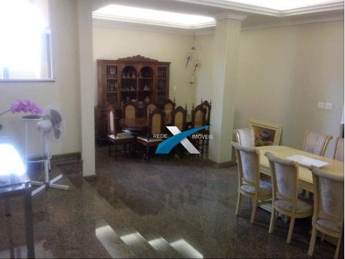 Imagem 1 de 20 de Casa À Venda 5 Quartos Fernão Dias/bh - Ca0542