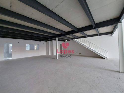 Loja Para Alugar, 400 M² Por R$ 16.900,00/mês - Vila Regente Feijó - São Paulo/sp - Lo0009