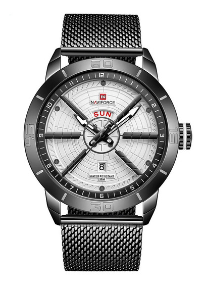 Relógio Masculino Naviforce 9155 Lançamento Original