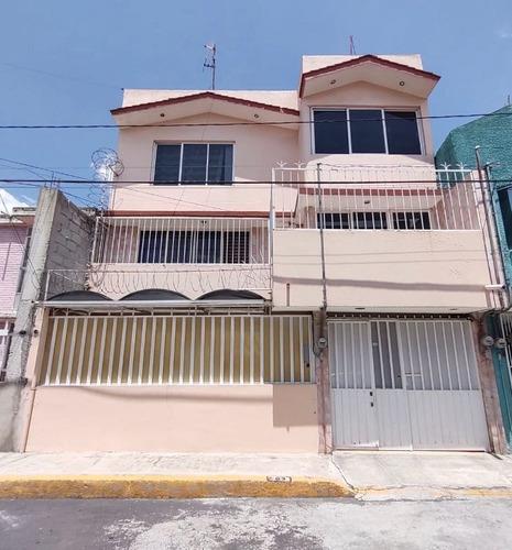 Imagen 1 de 14 de Calle 623 - San Juan De Aragon Iv - V Sección - Vendo Casa