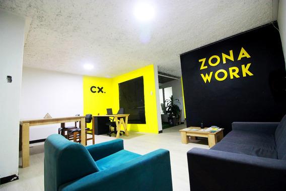 Oficinas Privadas - Coworking Espacios Compartidos Trabajo