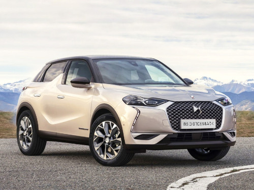 Ds Ds3 Crossback 1.2 Puretech 155 So Chic At8