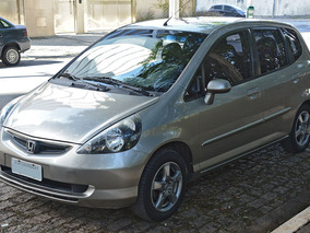 Honda Fit Lx 1.4 Cvt - Gasolina