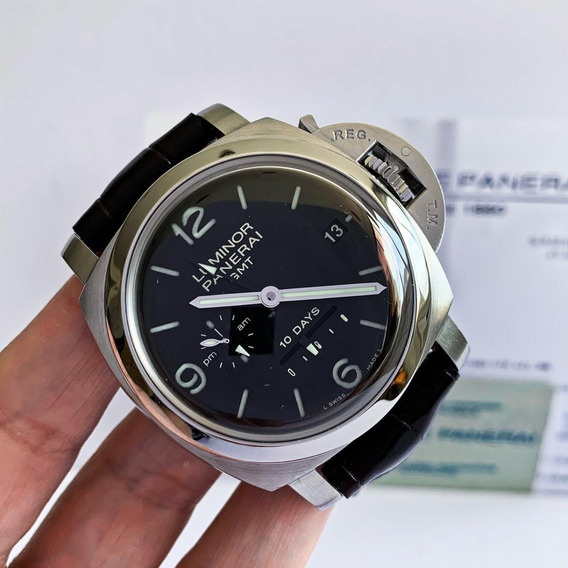 Panerai Luminor 1950 10 Days Gmt Completo
