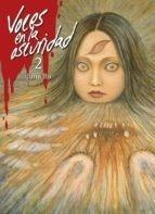 Manga Voces En La Oscuridad # 02 - Ito Junji