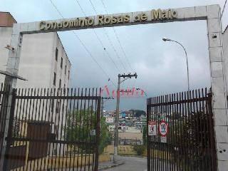 Apartamento Residencial À Venda, Jardim São Roberto, São Paulo - Ap0100. - Ap0100