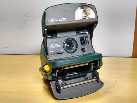 Câmera Fotográfica Polaroid 600 One Step Ler Obs L1905