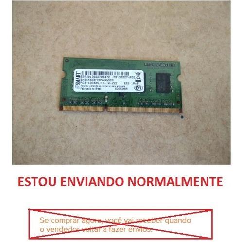 Memória 2gb Ddr3 1600 Original LG S460/asus K45a Sh564568fh8