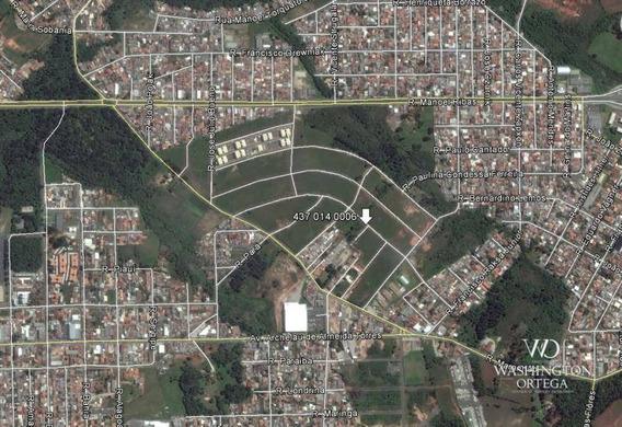 Terreno À Venda, 622 M² Por R$ 345.000 - Costeira - Araucária/pr - Te0193