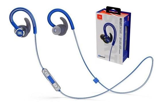 Fone De Ouvido Bluetooth Esportivo Jbl Reflect Contour 2