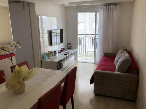 Imagem 1 de 30 de Apartamento Residencial À Venda, Mooca, São Paulo. - Ap3917