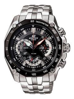 Reloj Casio® Edifice Ef-550d 1/20 Red Bull Cuotas S/ Interes