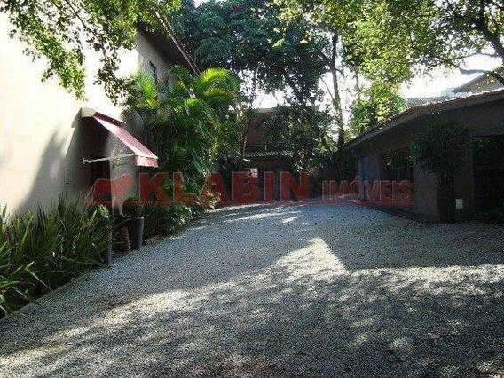 Casa Comercial Para Locação, . - Ca0087