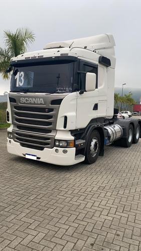 Scania 440 Cv - 2013 - Automático