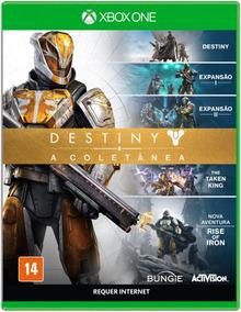 Destiny A Coletania Xbox One Digital Online