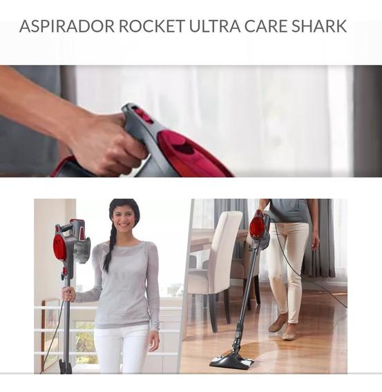 Aspirador De Pó Portatil 3em1 Rocket