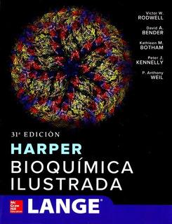Libro Harper. Bioquímica Ilustrada 31a Ed (original Impreso)