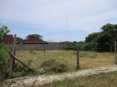 Amplio Terreno Para Renta En Bahias De Huatulco