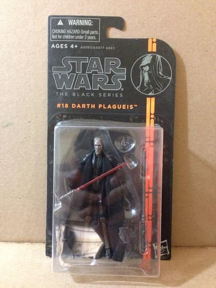 Star Wars The Black Series Darth Plagueis #18